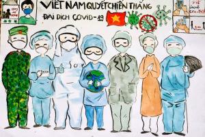 Chân thành cảm ơn các y bác sĩ và nhân viên y tế!!!