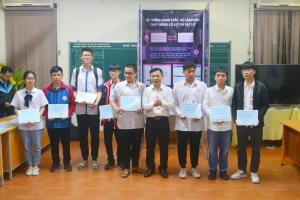 Hội thi KHKT dành cho học sinh THPT năm 2020 - Cụm Hòn Gai
