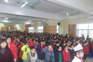 Sơ kết học kì I (Năm học 2020 - 2021)