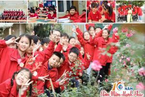 Dấu ấn 10 năm Trường Đoàn Thị Điểm Hạ Long