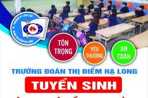 Tuyển Sinh Câu Lạc Bộ Tiền Học Đường Năm Học 2021 - 2022